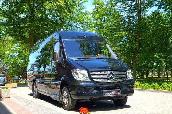 2016 MERCEDES-BENZ Sprinter 519 CUBY