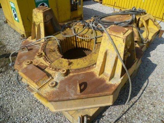 1995 BAUER BV 1500 drilling