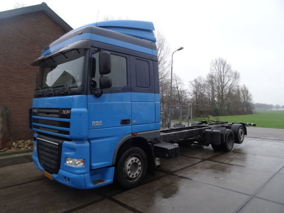 2006 DAF XF 105.410/SPACECAB// chassis