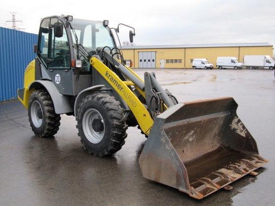 KRAMER Allrad 850 wheel loader