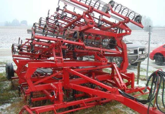 GERMINATOR SP 7000 cultivator in