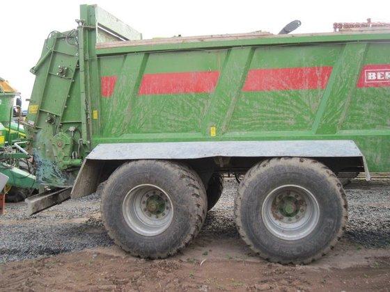 2011 BERGMANN TSW 6230S manure