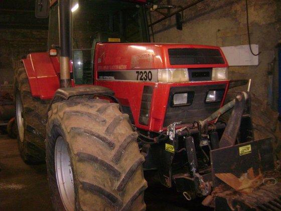 1996 CASE IH 7230 wheel