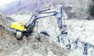 1999 VOLVO 340 tracked excavator