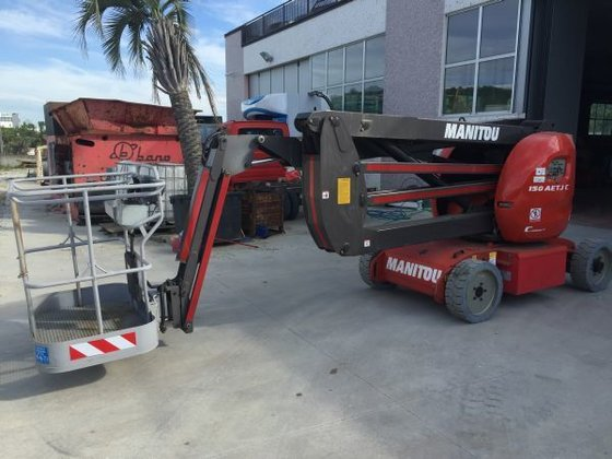 2006 MANITOU 150 AETJ articulated