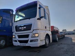 2008 MAN TGX 18.440 tractor