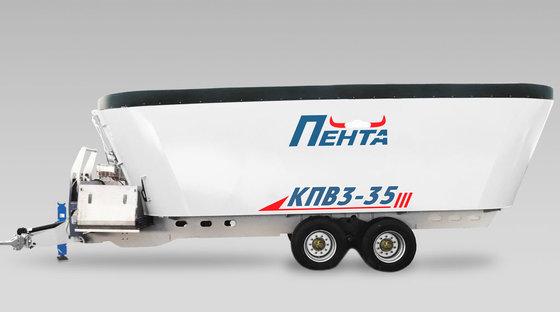 PENTA KPV3-29 s konveyerom-podemnikom feed