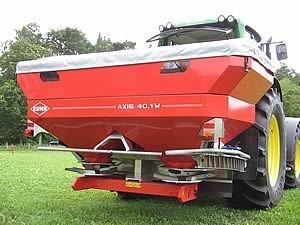 2014 KUHN AXIS 40.1 fertiliser