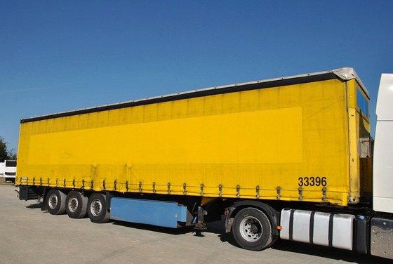 2009 SCHMITZ FIRANA tilt semi-trailer