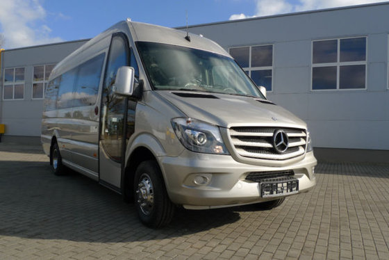 2015 MERCEDES-BENZ 519 Sprinter LUX