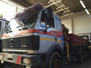 1990 MERCEDES-BENZ 1948 dump truck
