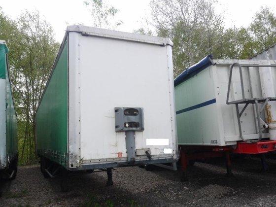 2003 GENERAL-TRAILORS Tautliner tilt semi-trailer