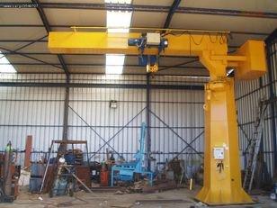 BIM gantry crane in Greece