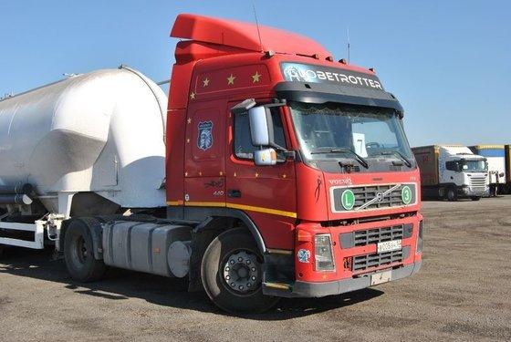 2007 VOLVO FM 13.440 tractor