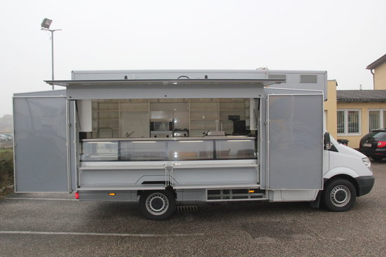 2011 MERCEDES-BENZ Sprinter shop truck