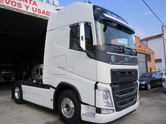 2017 VOLVO FH13 500 XL,