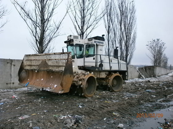 2002 BOMAG BC772RB compactor in