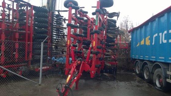 2012 HORSCH Tiger LT8 cultivator
