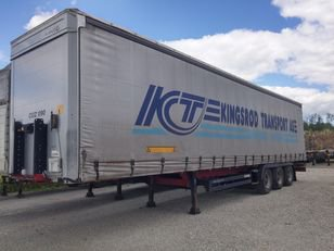 2011 KÖGEL S24 tilt semi-trailer