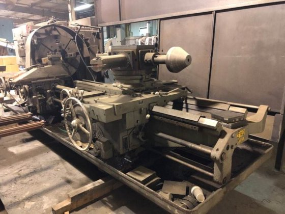 Business & Industrial Warner & Swasey No 4 Ram Type Turret Lathe ...