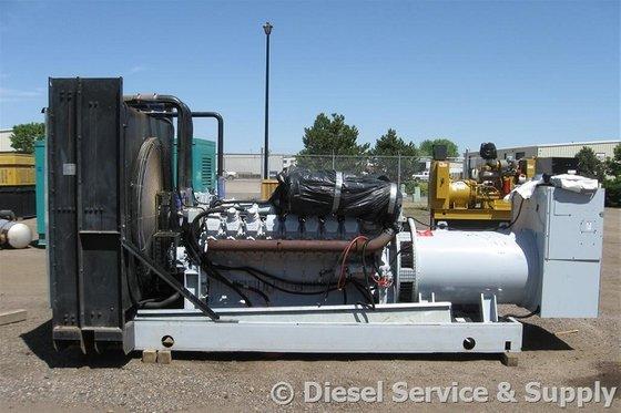 MTU 1000DS4 1000 kW in