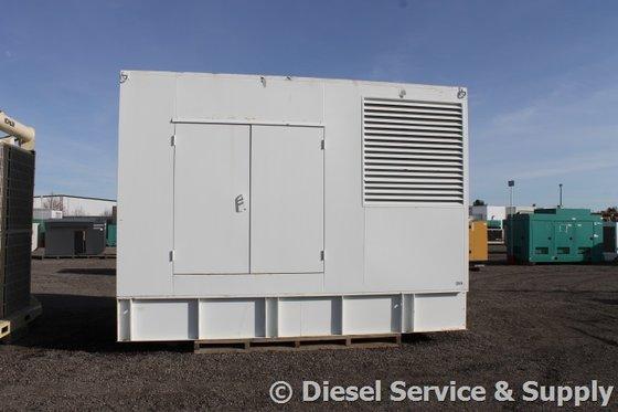 MTU 750DS4 750 kW in
