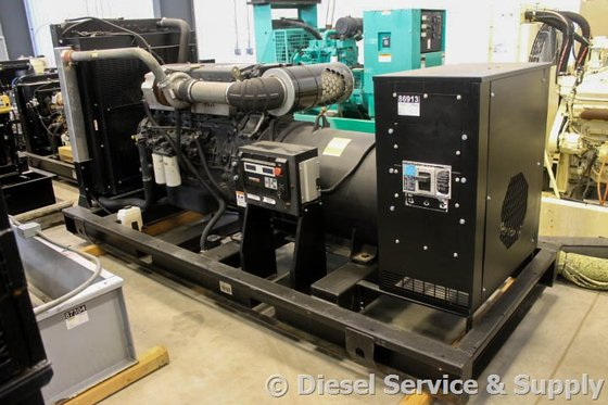 Generac GTA312AIDI114 350 kW in
