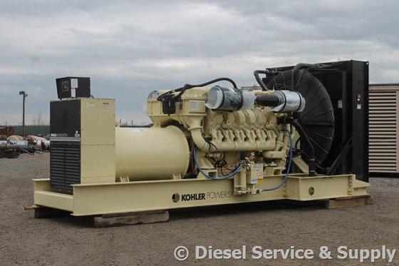 Kohler 1250ROZD4 1250 kW in