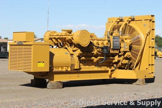 Caterpillar SR4 1600 kW -