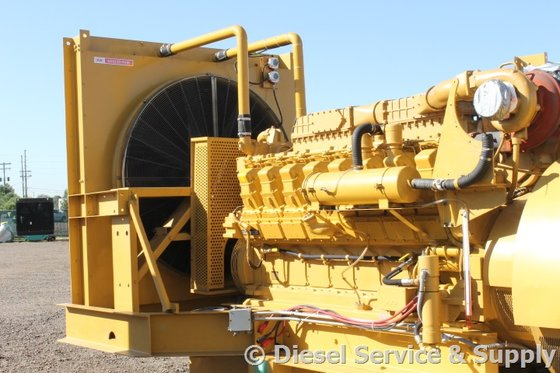 Caterpillar A254530005 2000 kW in