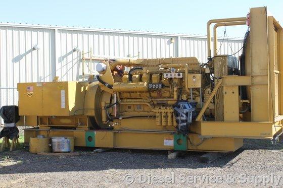 Caterpillar A254530003 2000 kW in
