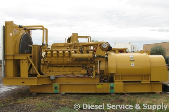 Caterpillar A254530004 2000 kW in
