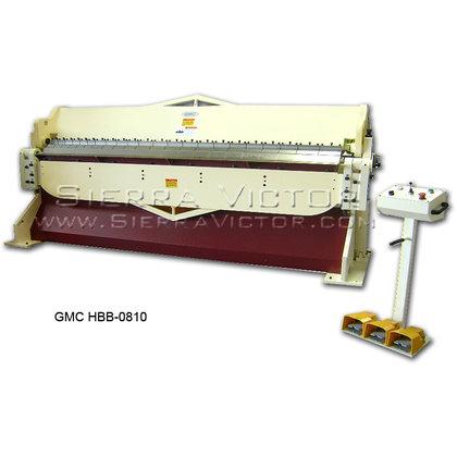 GMC HBB-0410 / HBB-0412 4'