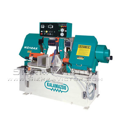 """12"""" CLAUSING Automatic Bandsaw #KC12AX"""