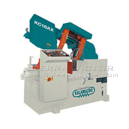 """18"""" CLAUSING Automatic Bandsaw #KC18AX"""
