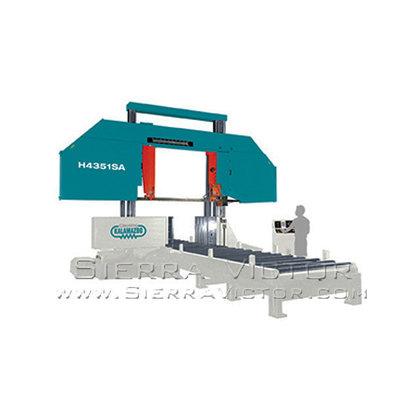 "CLAUSING (KALAMAZOO) H4351SA 43.3"" Semi-Automatic"