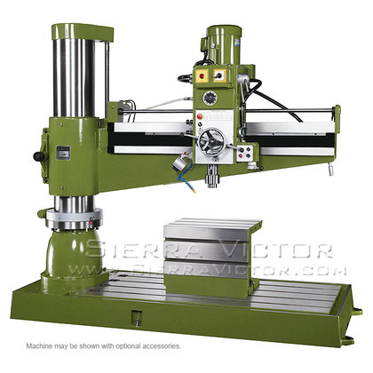 """VICTOR 1363H 63"""" Radial Drill"""