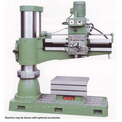 "VICTOR 1148 48"" Radial Drill"