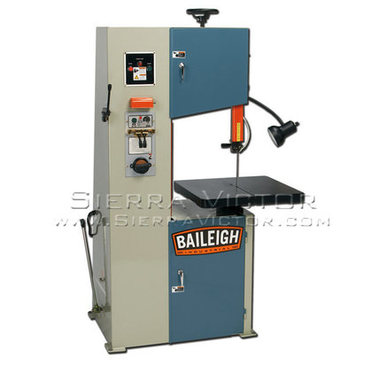 "16"" BAILEIGH Vertical Band Saw"