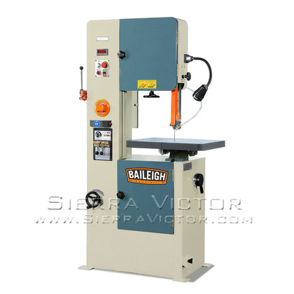 "20"" BAILEIGH Variable Speed Vertical"