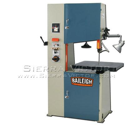 "BAILEIGH BSV-24 24"" Vertical Bandsaw"