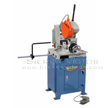 "11"" BAILEIGH Semi-Automatic Cold Saw"