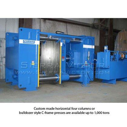 STANDARD INDUSTRIAL Custom Hydraulic Press