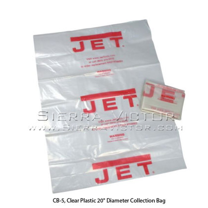 JET Dust Collection Accessories in