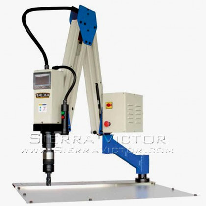 BAILEIGH Electronically Controlled Pneumatic Tapping