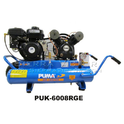 6 HP PUMA Professional/Commercial Gas-Powered