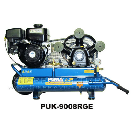 9 HP PUMA Professional/Commercial Gas-Powered