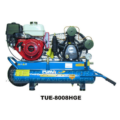 PUMA TWO STAGE GAS-POWERED SERIES