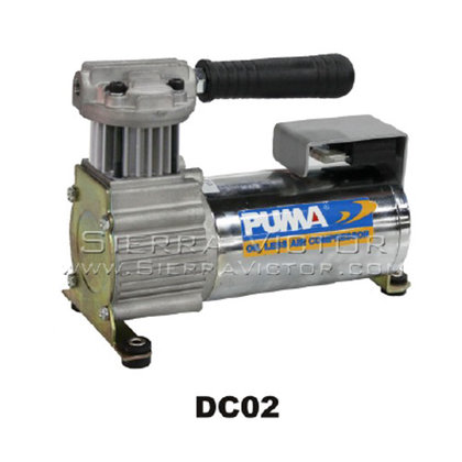 PUMA D.C. DIRECT DRIVE OIL-LESS