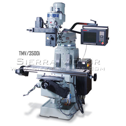 "10"" x 50"" SHARP CNC"